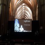 Slapstick Bristol Cathedral 2019